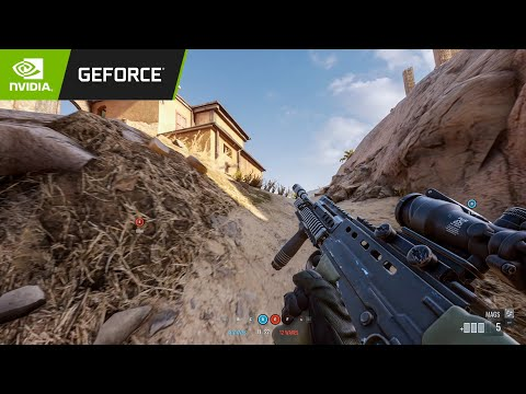 Insurgency Sandstorm - PvP Gameplay - L85A2 in Crossing - No Commentary Gameplay - (PC)