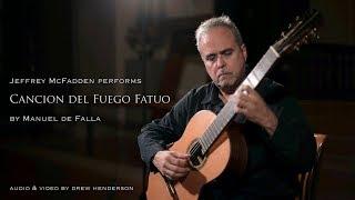 Falla - Cancion del fuego fatuo