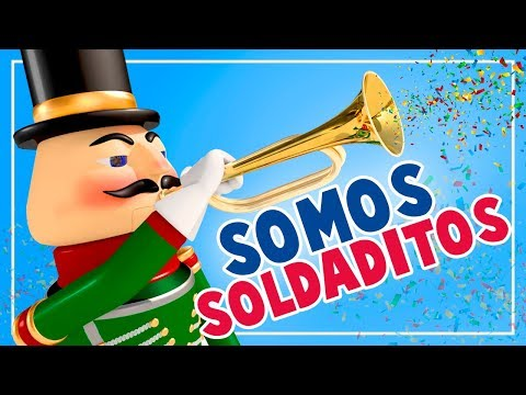 Musica Cristiana Para Niños - SOMOS SOLDADITOS