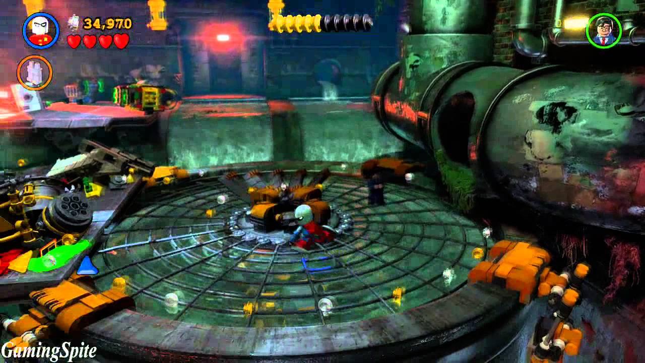 Lego Batman 3: Beyond Gotham - Black Manta Character Token ...