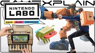 Nintendo Labo Hands-On DISCUSSION