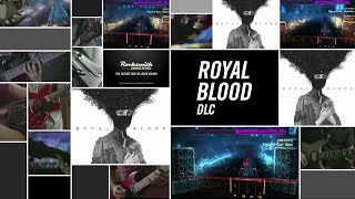 Royal Blood - Rocksmith 2014 Edition Remastered DLC