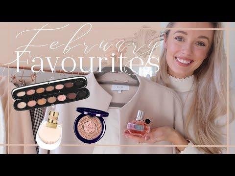 FEBRUARY BEAUTY & FASHION FAVOURITES  // Fashion Mumblr - Видео онлайн