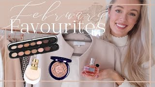 FEBRUARY BEAUTY & FASHION FAVOURITES  // Fashion Mumblr