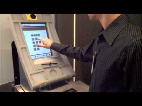Enrollment self service kiosks in Sweden