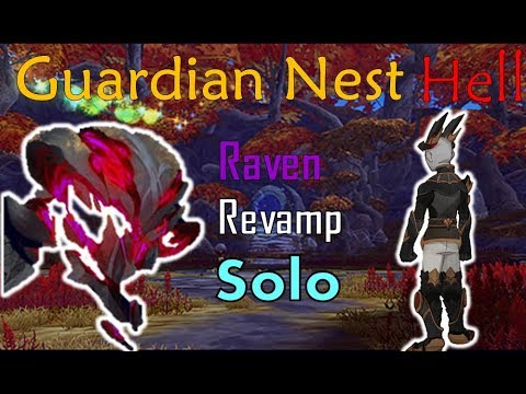 DNSEA Ray Mechanic Guardian Nest Hell solo. - YouTube