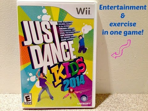Just Dance Kids 2014- Get Down on It
