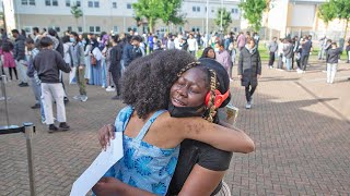 video: Almost half of all A-level results awarded A or A* as grade inflation reaches record high