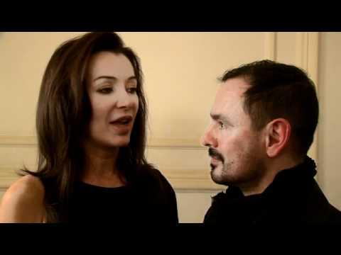 Accademia Apulia - Yvette Rowland interviews Nico Didonna