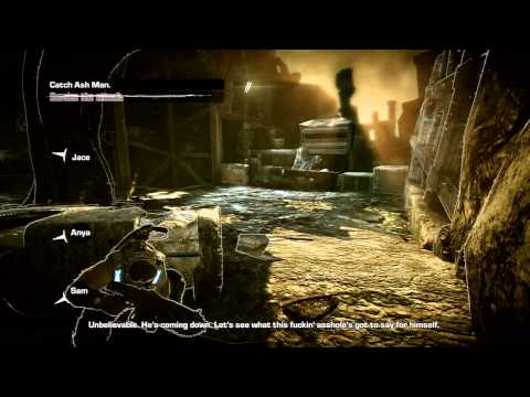 Gears of War 3: Walkthrough - Part 27 [Act 4-1: Ashes to Ashes] (GoW3 Gameplay & Commentary)