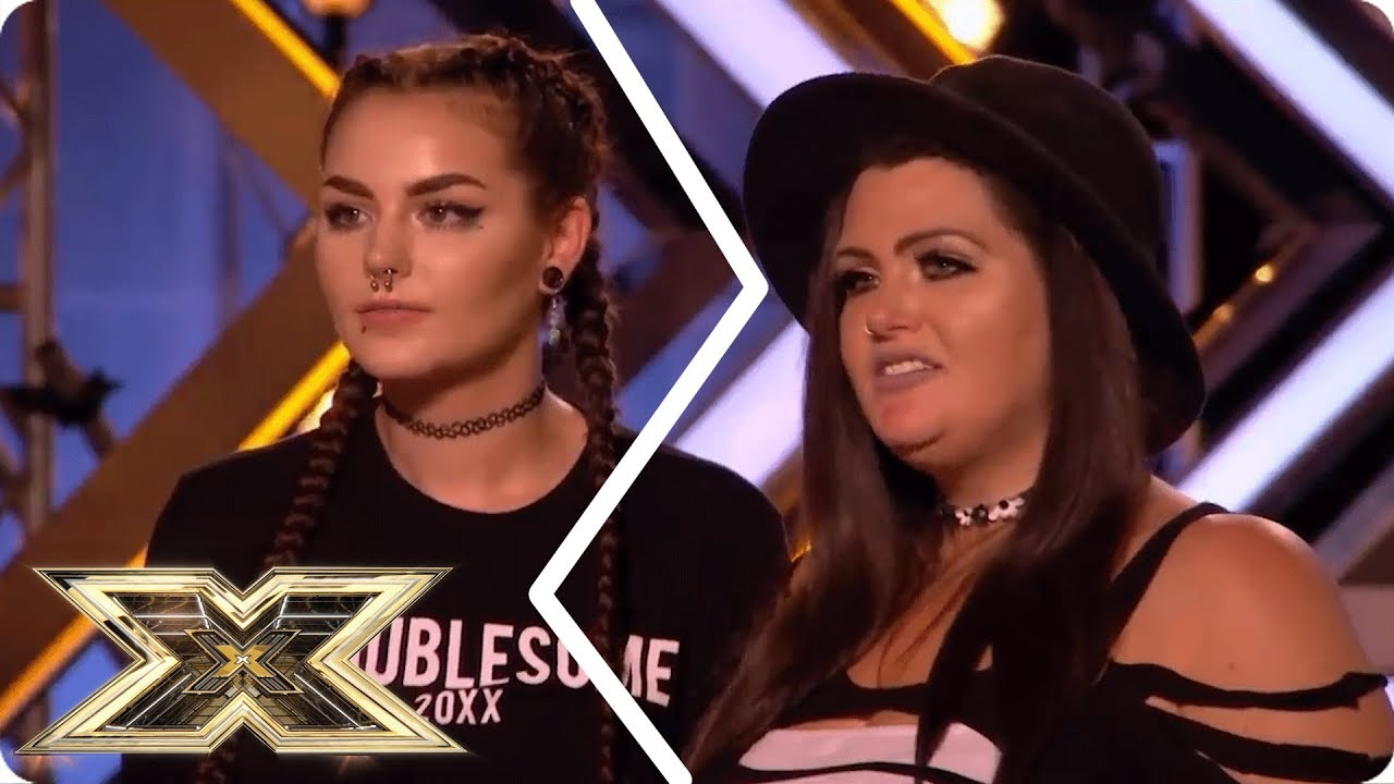 WHEN GROUPS SPLIT UP | The X Factor UK
