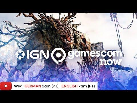Gamescom 2019: Greedfall, FIFA 20 & More! - IGN Live (ENGLISH)