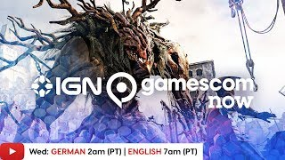 Gamescom 2019: Greedfall, FIFA 20 & More! - IGN Live | Day 2 (ENGLISH)