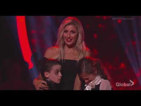 DWTS Juniors Week 4 Elimination (Dancing with the Stars Juniors)