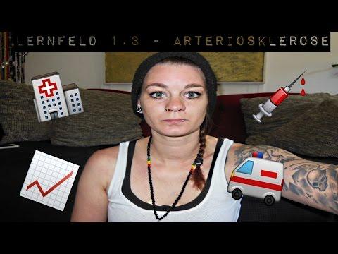 Lernfeld 13 - Arteriosklerose + arterielle Verschlusskrankheit AVK
