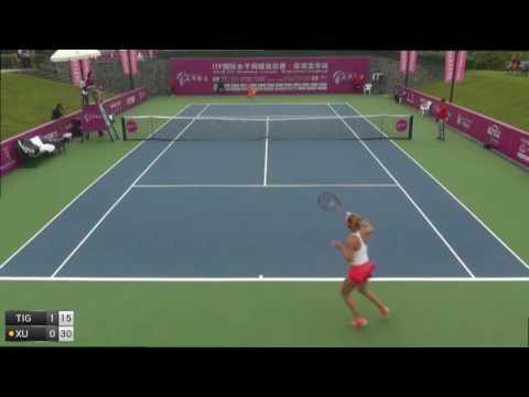 Tig Patricia Maria v Xu Yi-Fan - 2016 ITF Shenzhen