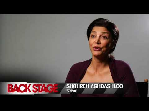Shohreh Aghdashloo: 'The Stoning of Soraya M.' Interview