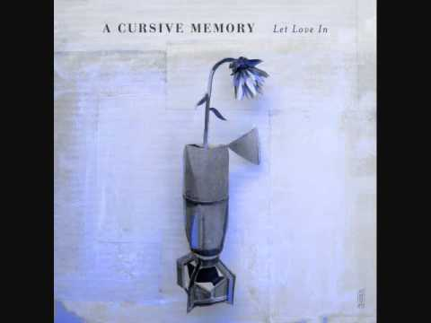 A Cursive Memory - I Was Wrong