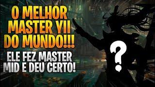 O MELHOR YII DO MUNDO É BRASILEIRO!!!!