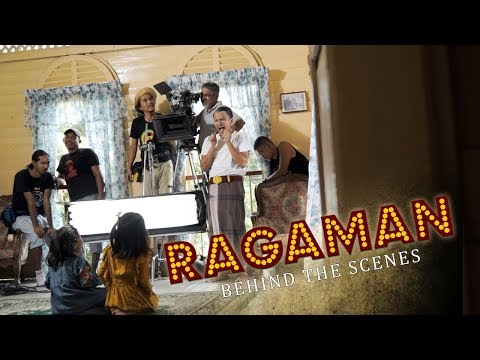 Behind The Scenes - Ragaman (Music Video) - Faizal Tahir
