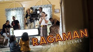 Behind The Scenes Ragaman Music Video Faizal Tahir