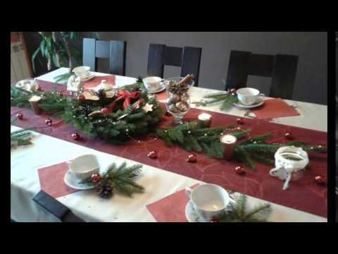 Diy Dekoracja I Ozdoby Stołu Na Boże Narodzenie Jak Udekorować Stół