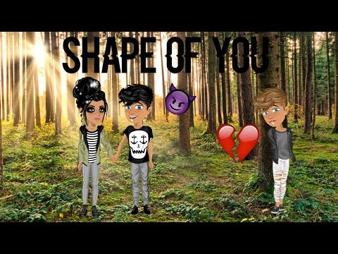 Shape of you MSP / Isabel MSP