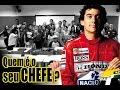 Quem é o seu chefe - Ayrton Senna