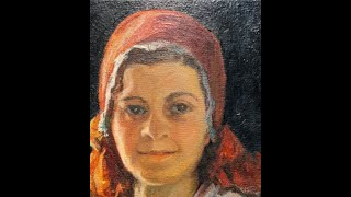 Virtual Painting Kid Class