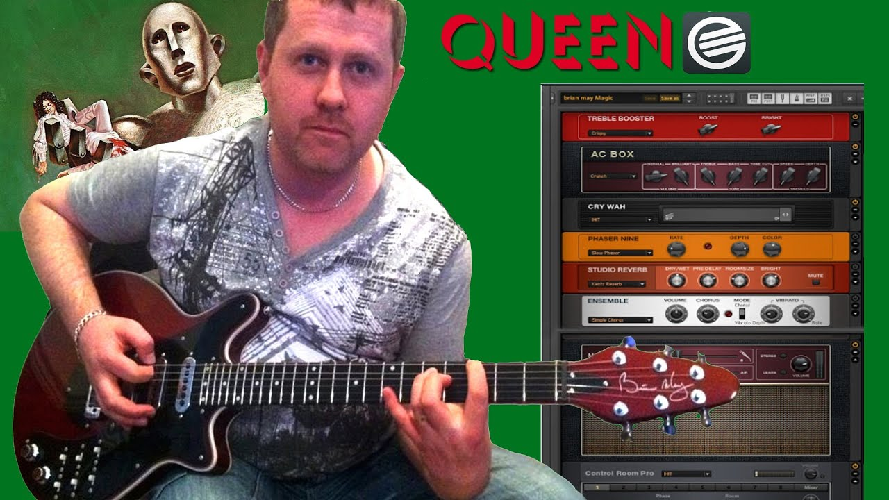 Maxresdefault on Brian May Guitar Rig