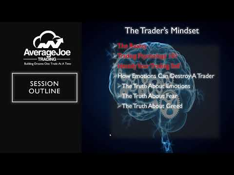The Traders Mindset II - How Emotions Can Destroy A Trader