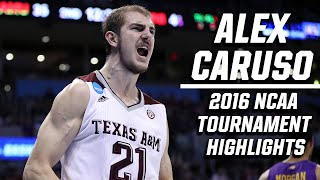 Alex Caruso: 2016 NCAA tournament highlights, top plays