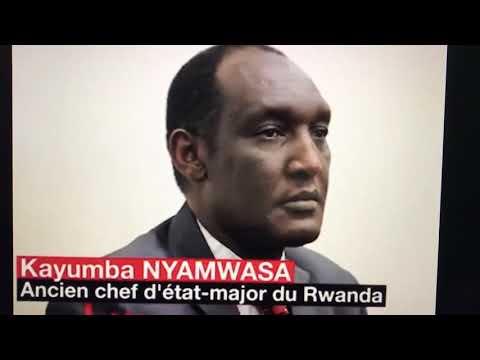 Kayumba Nyamwasa, affirme sur RFI que Kagame a plusieurs groupes rebelles pour déstabiliser la RDC