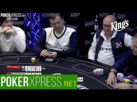 Pot Limit Omaha Poker 2016 Bluffs: A video compilation