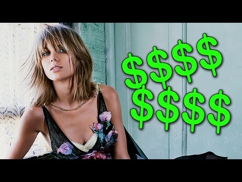 Taylor Swift Makes $1 million A Day In 2015??