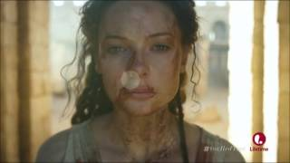 "Dinah Escapes to Egypt - ""The Red Tent"" - Rebecca Ferguson"
