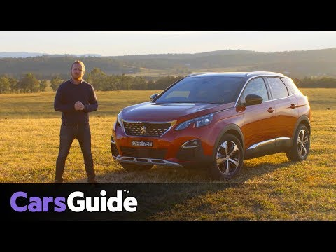 Peugeot 3008 2017 Review: First Australian Drive Video