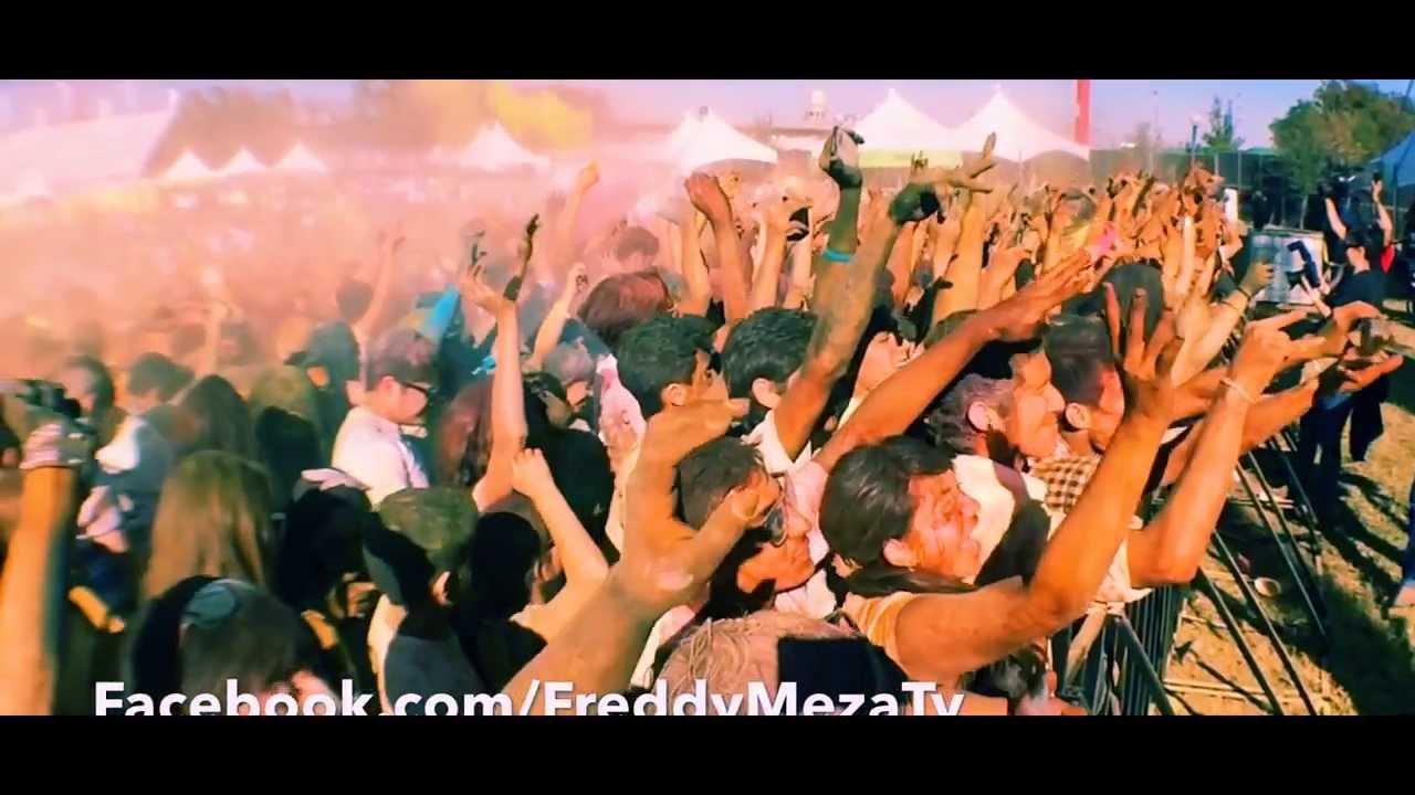 Electric Colors Festival - Monterrey 2014 - YouTube
