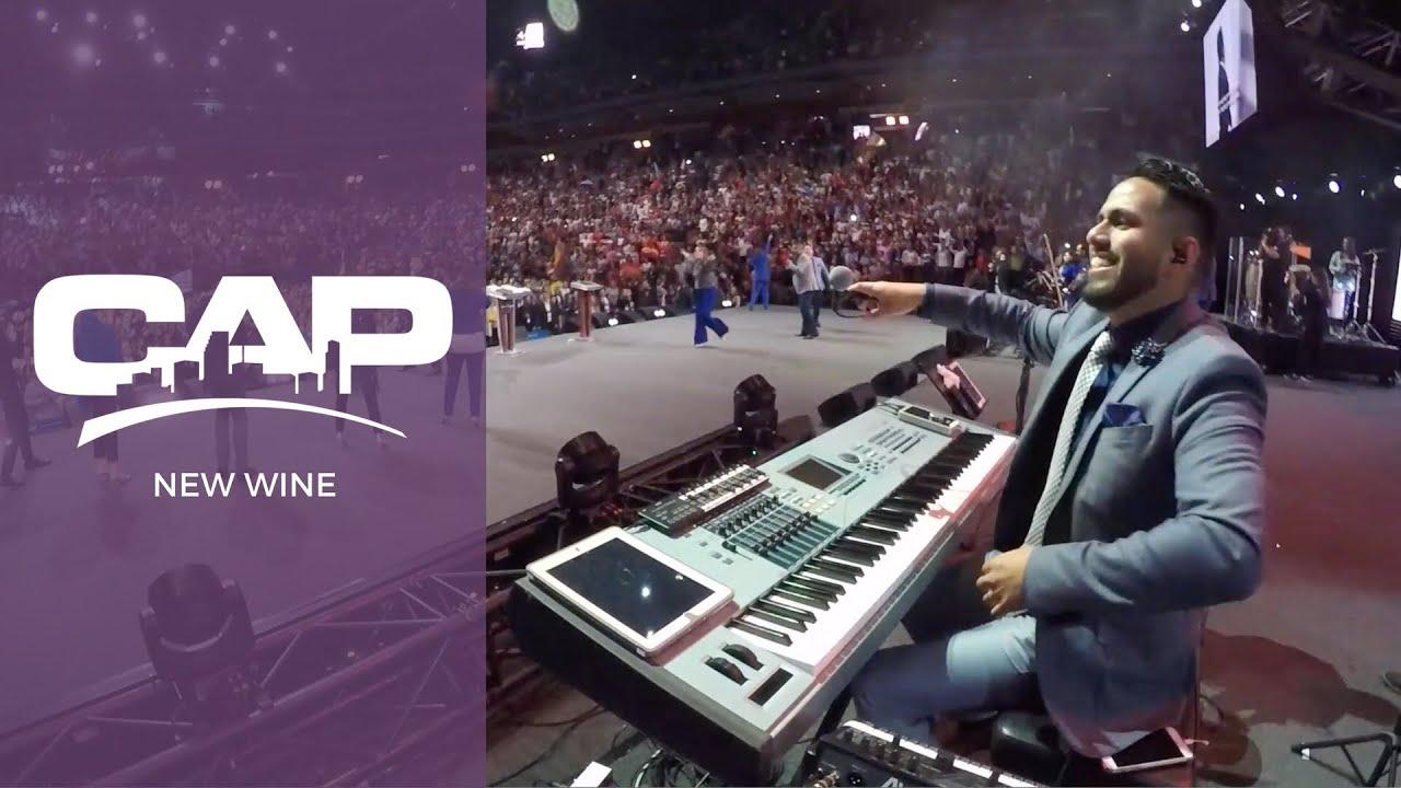 CAP 2017 - New Wine & Apostle Guillermo Maldonado (Key Cam ...  Guillermo