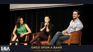 Once Upon a Band with Colin, Meghan, and Lana - Fairy Tales III Once Upon a Time
