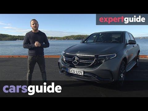 Mercedes-Benz EQC 2019 review