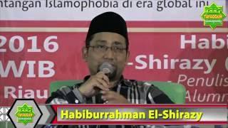 Habiburrahman El Shirazy (Kang Abik) - Bedah Buku Ayat Ayat Cinta 2