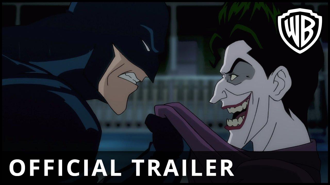 Download Batman: The Killing Joke - Official Trailer - Warner Bros. UK