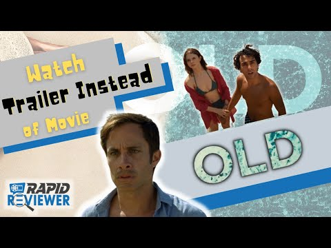 Old 2021 Movie Review – Old Movie By M.Night Shyamalan – Old Review In Hindi
