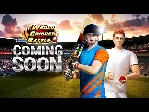 World Cricket Battle - Official Trailer [Android and iOS] by Creative Monkey Games