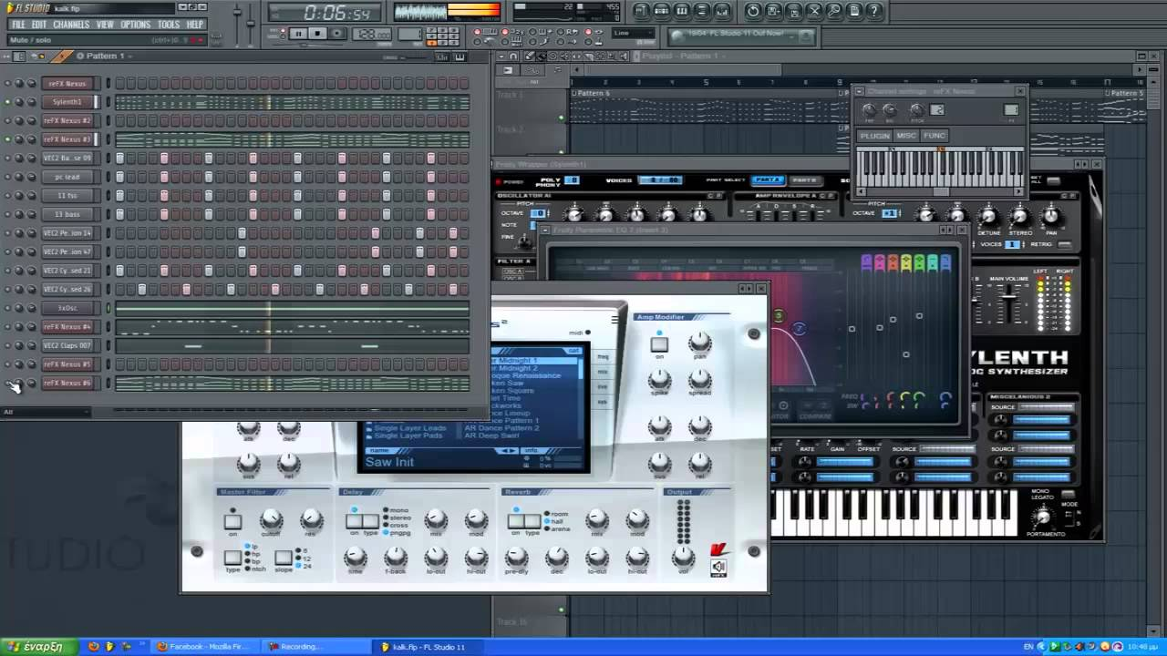 How to make a nice progressive house music parti 14 hd for House music maker