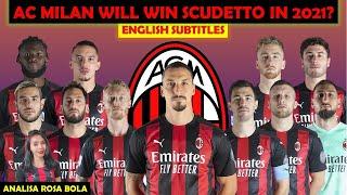 AC Milan Akan Menjadi Juara Serie A Italia 2021?