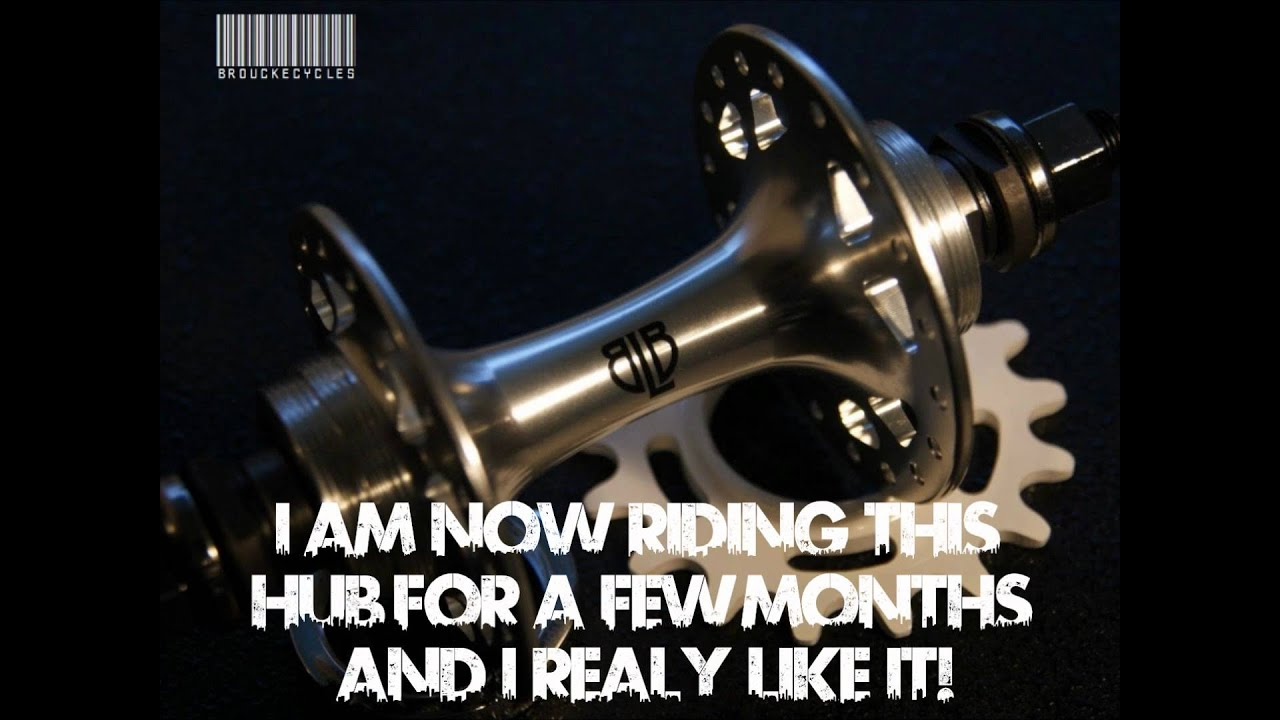 a67bf06ad498 review-  1 BLB Track Hub - BrouckeCycles - YouTube
