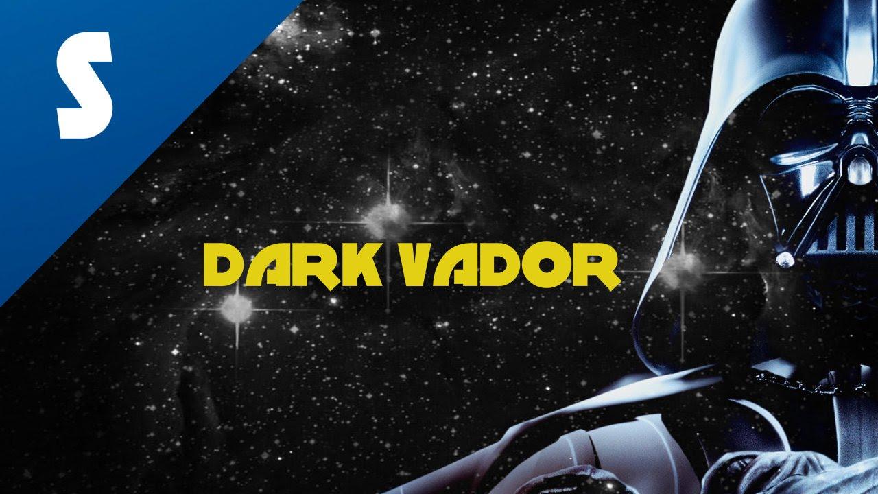 Dessin 4 dark vador youtube - Dessin dark vador ...