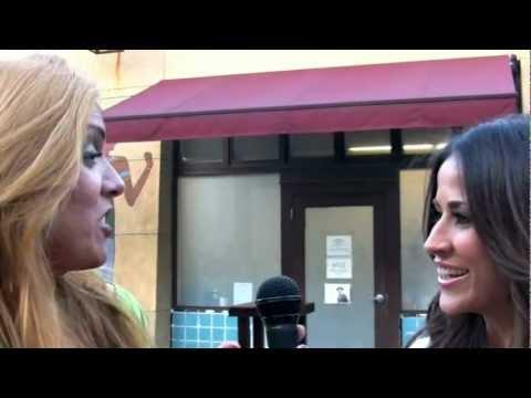 Jackie Guerrido, Gabriela Dias, Isabelle Fontes interviews
